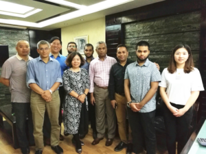 Meeting with T.K.Group (Bangladesh)