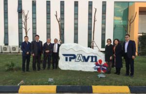 LTM Team Attend TPA Vietnam Opening Ceremony
