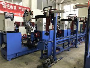 body welding machine