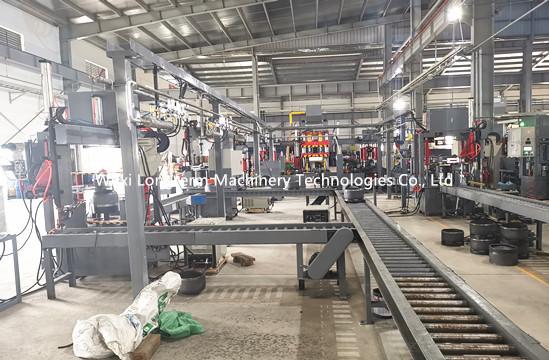 welding line
